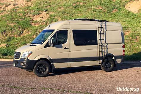 At the four wheeler adventure expo in orange. 2017 Mercedes-Benz Sprinter Motor Home Camper Van Rental ...