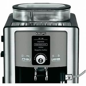 Kaffeeautomat Ohne Milchaufschäumer : krups kaffeevollautomat mit milchaufsch umer ea 8050 ~ Michelbontemps.com Haus und Dekorationen
