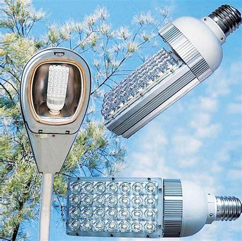Краткий обзор ламп для уличного освещения