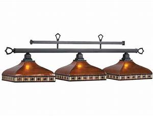Ram gameroom products tahoe pool table light