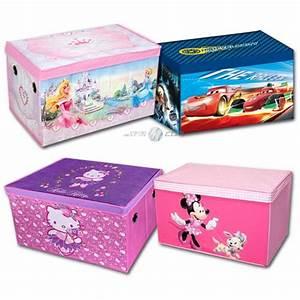 Stoffbox Mit Deckel : spielzeugkiste kinder spielzeugbox mit deckel spielzeugtruhe aufbewahrungsbox ebay ~ Frokenaadalensverden.com Haus und Dekorationen