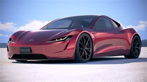 2020 Tesla Model S by Tesla Roadster 2020