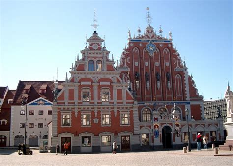 The most beautiful tourist attractions in Latvia - The ...
