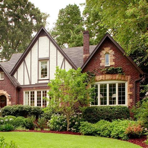 Get Look Tudor Style by Get The Look Tudor Style Exquisite Exteriors In 2019