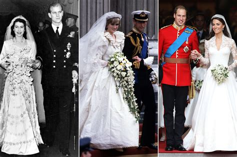The Most Beautiful Royal Wedding Gowns