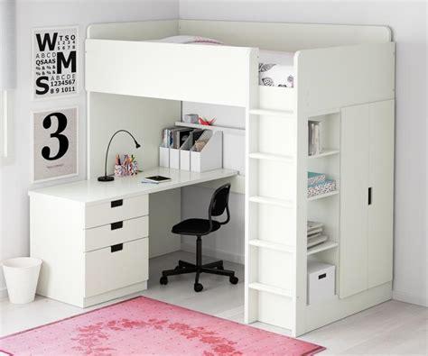 Ikea Kinderzimmer Stuva Ideen by Hochbett Quot Stuva Quot Ikea Inklusive Schreibtisch