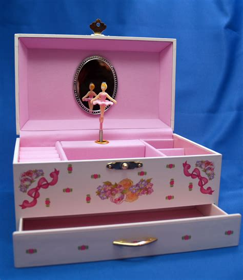 san francisco ballet dancer musical jewelry box