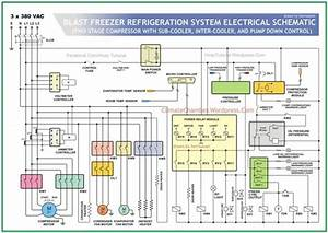 Wiring Diagram Of Cold Storage