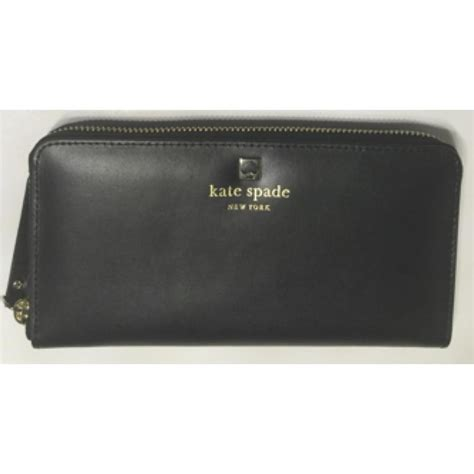kate spade original neda wallet kate spade terrace black neda leather wallet