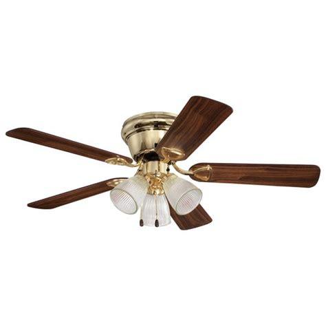 house fans at walmart home elegance 42 quot flushmount ceiling fan walmart com