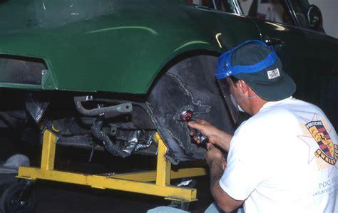 Porsche 911 Undercoating Removal