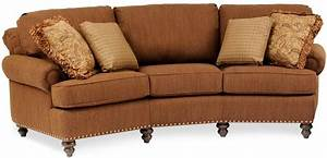 Curved Sofa Table Sectional