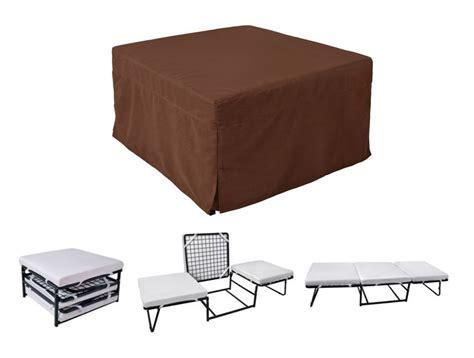 sleeper chair bed ottoman folding convertible sofa bed ottoman couch mattress lounge