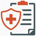 Insurance Icon Medical Health Policy Care Icons