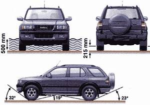Download Vauxhall Frontera Workshop Repair And Service Manual