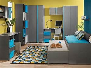 Kinderzimmer Für Jungs : jugendzimmer f r jungs blau ~ Lizthompson.info Haus und Dekorationen