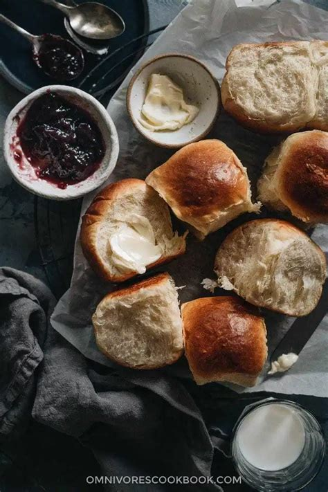 When i first set out to make hokkaido milk bread from scratch, i was nervous. Easy Milk Bread Rolls | Make Hokkaido style milk bread rolls with this simple recipe. These milk ...
