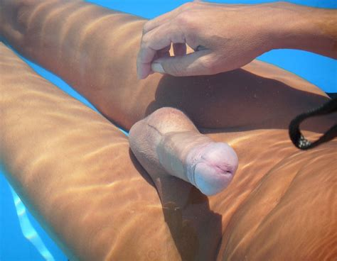 05 Hard Cock Porn Pic From Cock Underwater With Huge
