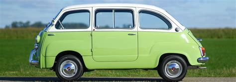 Fiat Multipla 600 by Fiat 600 Multipla 1963 Welcome To Classicargarage