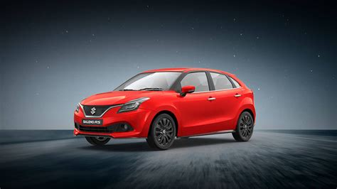 Suzuki Baleno Hd Picture by Maruti Nexa Baleno Rs Specification And Features