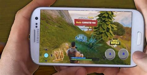 fortnite mobile  androidios    crashing