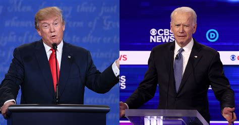 trump defends joe biden  avoiding debates  fox