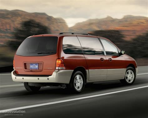 Ford Minivan by 2007 Ford Freestar Information And Photos Zomb Drive