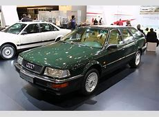 Foto Beurzen Techno Classica 2013 Audi V8 Audi V8 Avant