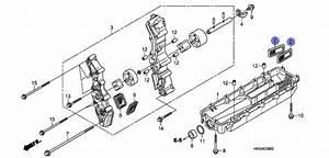 Honda Aquatrax Oil Pan Filter Screen For F15  F15x  And