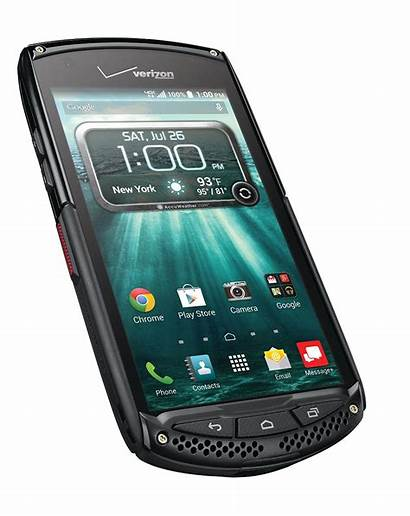 Phones Brigadier Smart Rugged Verizon Phone Kyocera