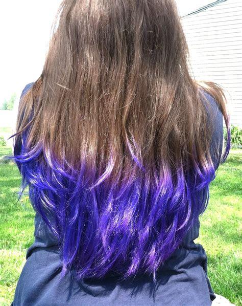 5 Best Brown Hair Color Ideas Pruitts Dip Dyed Hair
