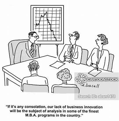 Business Mba Cartoon Study Innovation Case Cartoons