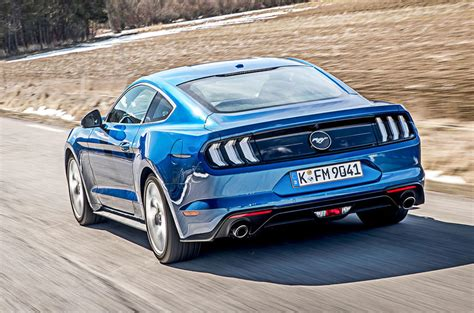 Mustang 2 3 Ecoboost by Ford Mustang 2 3 Ecoboost Fastback Automatic 2018 Review