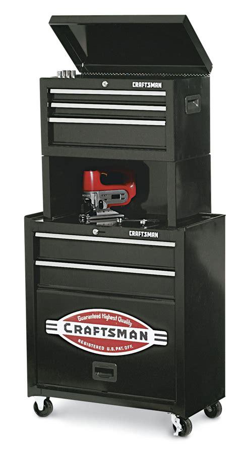 Craftsman 5 Drawer Case Cabinet Garage Storage Mechanic
