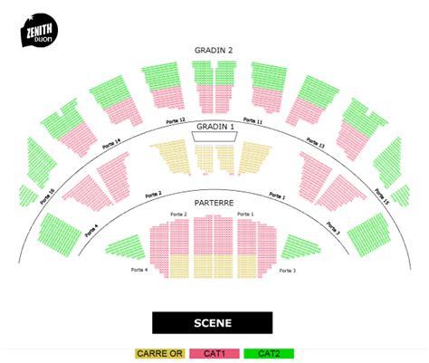 zenith dijon plan salle billets keen v zenith de dijon dijon le 6 avr 2018 concert