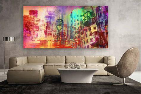 bilder pop kunst bilder aus d 252 sseldorf als modernes panorama pop