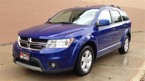 dodge journey fwd dr sxt push start alloy wheels