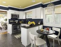 paint colors for kitchens Top Ten Kitchen Paint Color Ideas 2018 - Interior ...