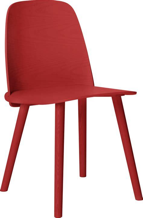 chaise muuto chaise bois muuto