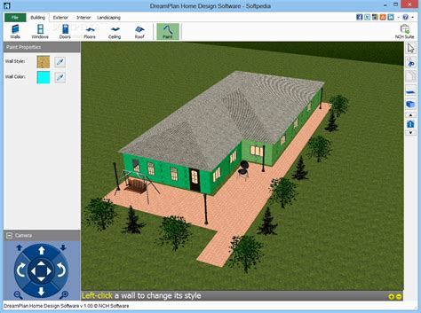 Free Home Design Software Roof by Free Home Design Software For Windows