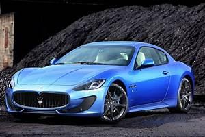 Mc Automobile : gallery blue maserati granturismo sport on the road gtspirit ~ Gottalentnigeria.com Avis de Voitures