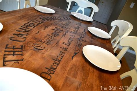 paint ideas  transform  dining table eatwell