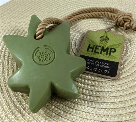 hemp soap   rope   body shop  feminine files