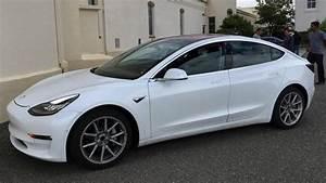 Tesla Model 3 Price : the best new 2018 tesla model 3 price youtube ~ Maxctalentgroup.com Avis de Voitures