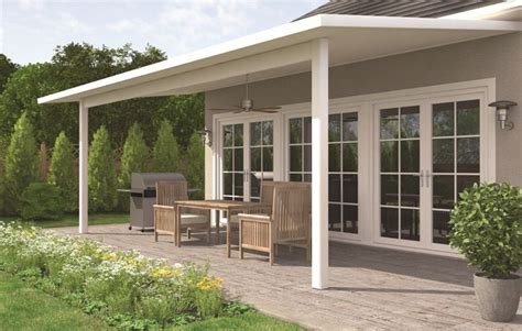 aluminum patio covers provide maximum durability and
