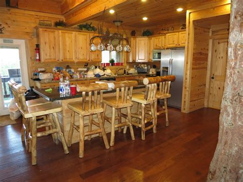 Tasteful Kitchen Island With Seating And Country Style