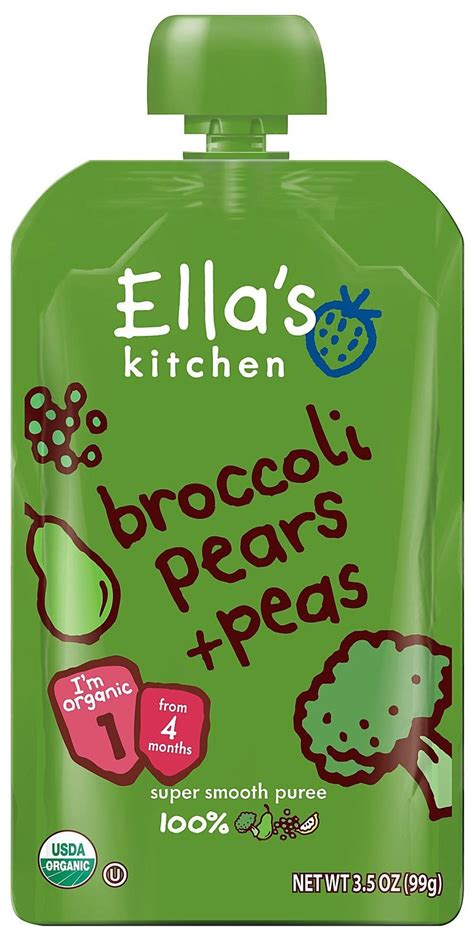 cuisine ella ella 39 s organic kitchen baby food at target only 0 59