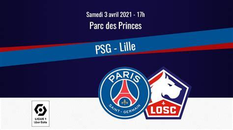 Match : Les compositions de PSG/Lille dévoilées, Neymar ...