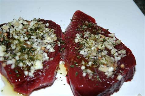 comment cuisiner du thon frais comment cuisiner le thon frais 28 images comment
