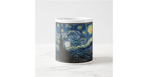Every college town has their own special place for different things. Starry Night by Vincent Van Gogh Giant Coffee Mug | Zazzle
